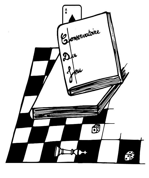 logo noir